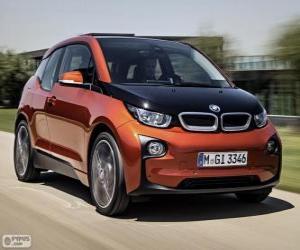Puzle BMW i3 Concept Coupe