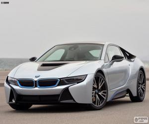 Puzle BMW i8