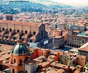 Puzle Bolonha, Itália