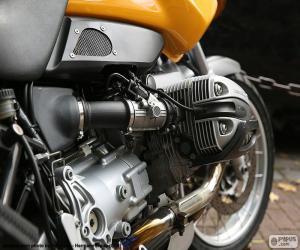 Puzle Boxer de motor BMW