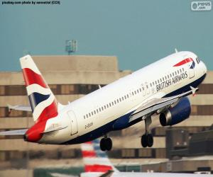 Puzle British Airways, Reino Unido