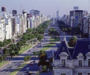 Puzle Buenos Aires, Argentina