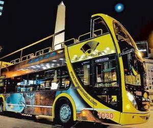 Puzle Buenos Aires Bus Turístico