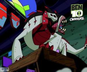 Puzle Buglizard é um alienígena do Nemetrix, Ben 10 Omniverse