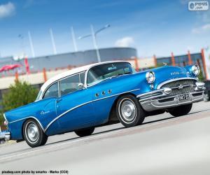 Puzle Buick especial 1955