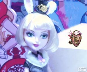 Puzle Bunny Blanc, Ever After High