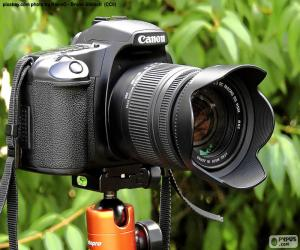 Puzle Câmera digital