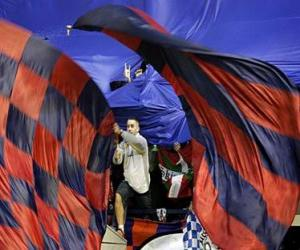 Puzle C. A. Osasuna bandeira