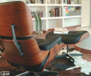 Puzle Cadeira de leitura