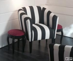 Puzle Cadeira ou sofá