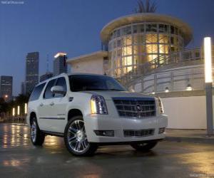 Puzle Cadillac Escalade Platinum (2008)