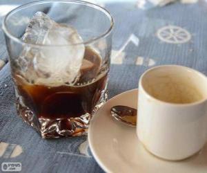 Puzle Café gelado