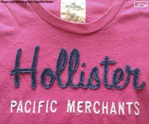 Puzle Camiseta Hollister