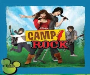 Puzle Camp Rock