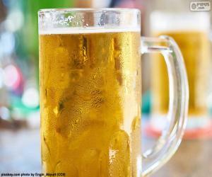 Puzle Caneca de cerveja