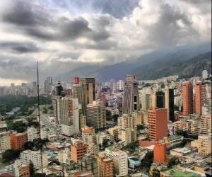 Puzle Caracas, Venezuela