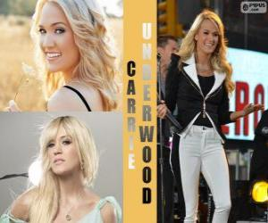 Puzle Carrie Underwood