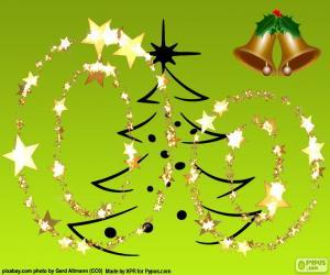 Puzle Carta de Natal O