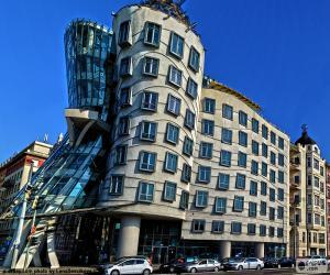 Puzle Casa Dançante, Praga