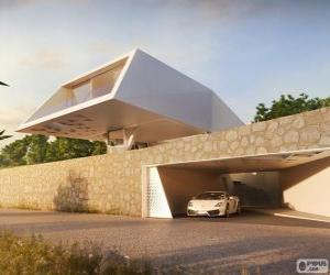 Puzle Casa design