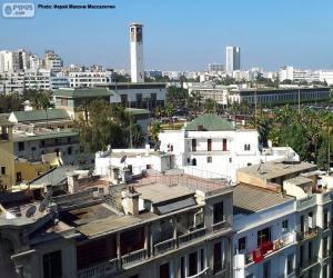 Puzle Casablanca, Marrocos
