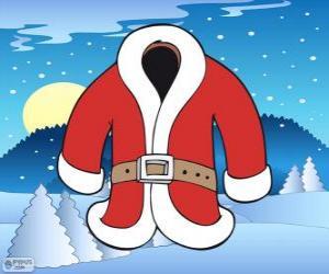 Puzle Casaco de Papai Noel