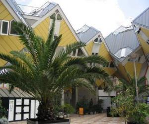 Puzle Casas, Rotterdam cúbicos