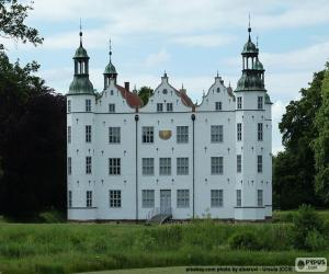 Puzle Castelo de Ahrensburg, Alemanha