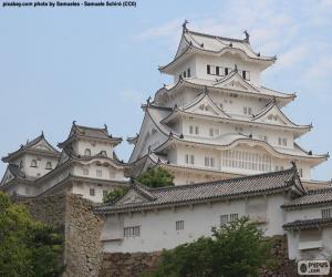 Puzle Castelo de Himeji, Japão