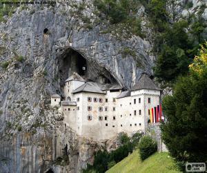 Puzle Castelo de Predjama, Eslovénia