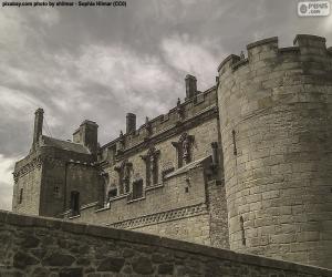 Puzle Castelo de Stirling, Escócia