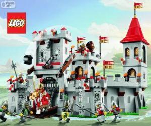 Puzle Castelo Lego