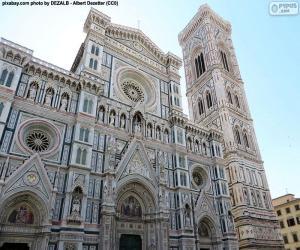 Puzle Catedral de Florença, Itália