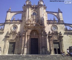 Puzle Catedral de Jerez de la Frontera, Espanha