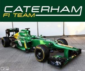 Puzle Caterham CT03 - 2013 -