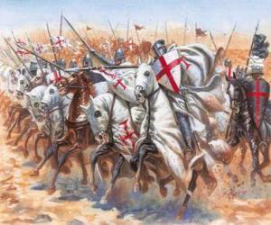 Puzle Cavaleiros