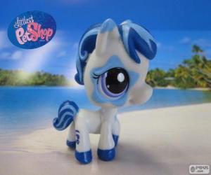 Puzle Cavalo da Littlest PetShop