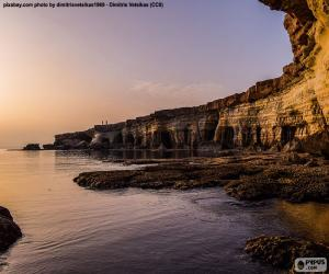Puzle Cavo Greco, Chipre