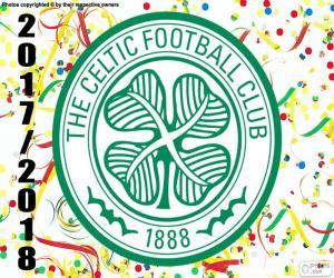 Puzle Celtic, Premiership 2017-2018