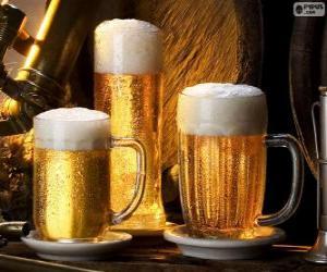 Puzle Cerveja