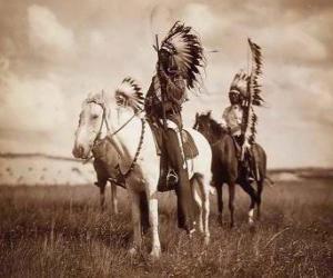 Puzle Chefe sioux