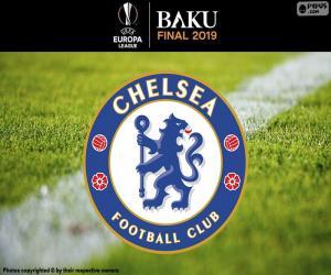 Puzle Chelsea, campeão da Liga Europa 2019