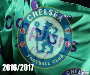 Puzle Chelsea FC campeão 2016-2017