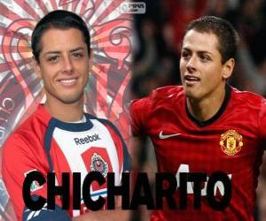 Puzle Chicharito
