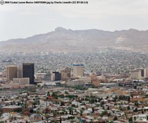 Puzle Cidade do Juárez, México