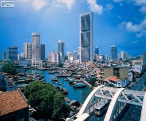 Puzle Cingapura
