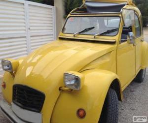 Puzle Citroën 2CV