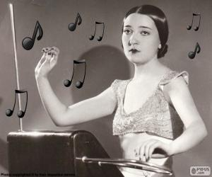 Puzle Clara Rockmore