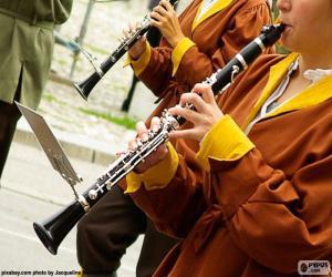 Puzle Clarinete