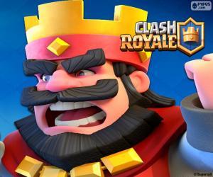 Puzle Clash Royale, ícone